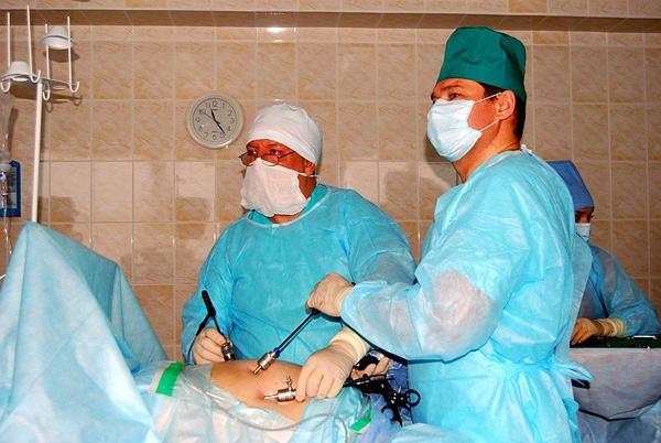 После прохождения операции