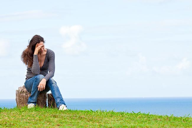 послеродовая депресияэ