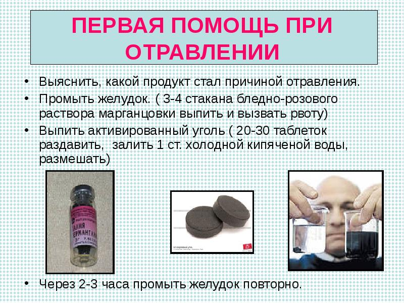Эффективное лечение пищевого отравления 62