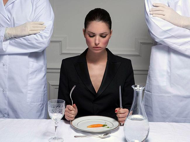 ограничение в питании