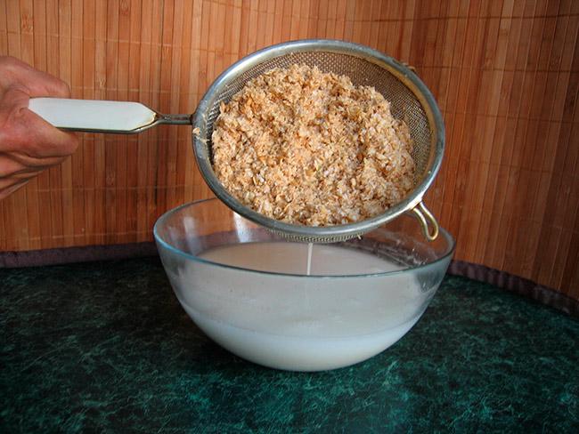 как приготовить кисель из овса при панкреатите