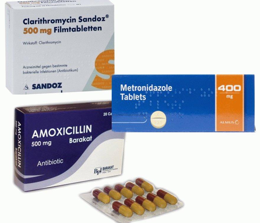 Как защитить желудок при приеме антибиотиков? Bolzheludka.ru